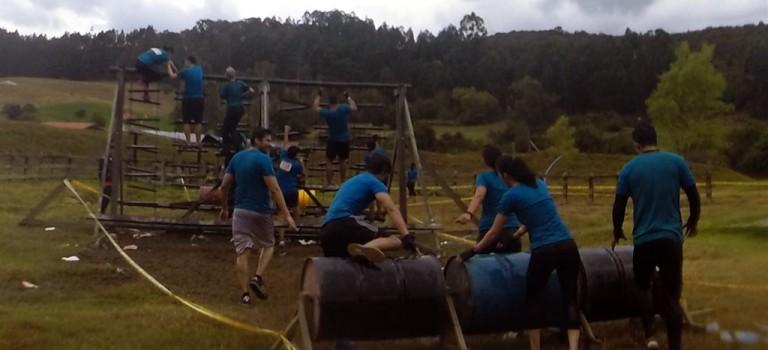 """THE WARRIORS CHALLENGE """"DESAFÍO DE GUERREROS"""" IN BOGOTA'S SURROUNDINGS"""