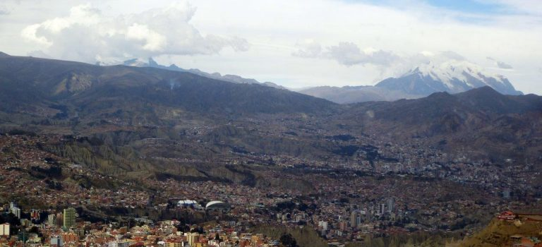 BOLIVIA – IN LA PAZ 3600 METERS CLOSER TO THE SKY